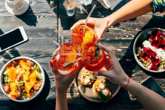 We've missed our regular bottomless brunches (Credit: Shutterstock)