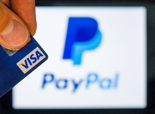 Log onto your PayPal account to avoid charges (Credit: PA)
