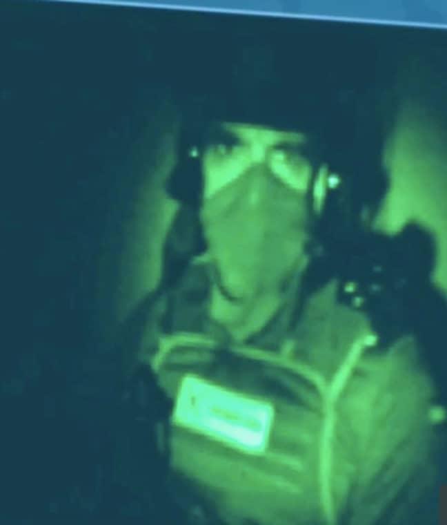 Was James Nesbitt hiding in plain sight? (Credit: BBC)