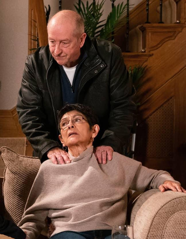 'Coronation Street' episodes should continue until June (Credit: ITV)