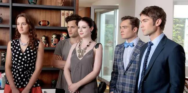The original Gossip Girl cast are not attached to the new series but haven't ruled it out (Credit: The CW)