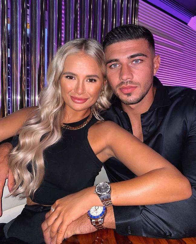 Molly-Mae has found fame with partner Tommy Fury since Love Island (Credit: Molly Mae-Hague / Instagram)