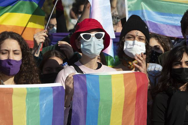 The proposed ban has been welcomed and celebrated across the country (Credit: PA)