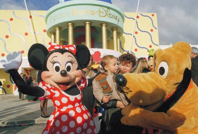 We can't wait to go back to Disneyland (Credit: Shutterstock)