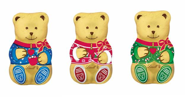 The new Lindt collection is available now (Credit: Lindt)