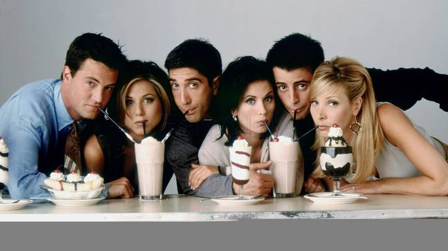 Filming for the 'Friends' reunion is now set to begin in March (Credit: Warner Bros)