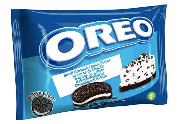 You can now get crushed Oreos as a pack (Credit: Oreo)