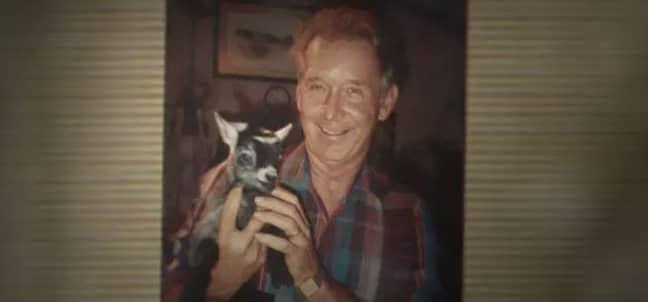 Millionaire Don Lewis went missing in 1997 (Credit: Netflix)