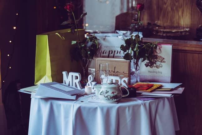 There's 32 days until the big wedding (Credit: Unsplash)