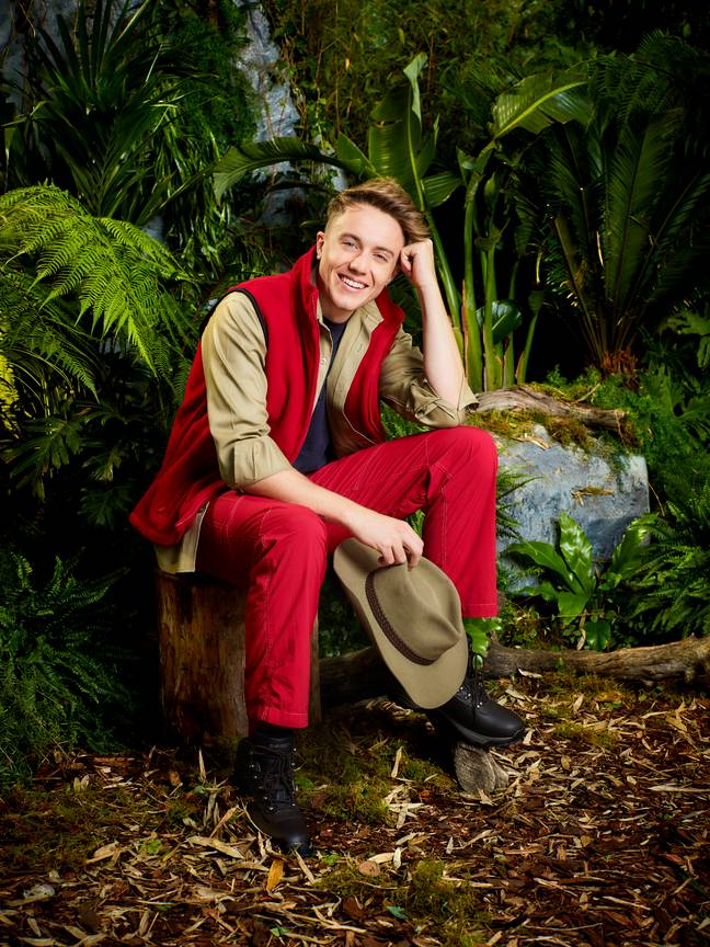 Capital Breakfast Show host Roman Kemp is up for the challenge. (Credit: ITV)