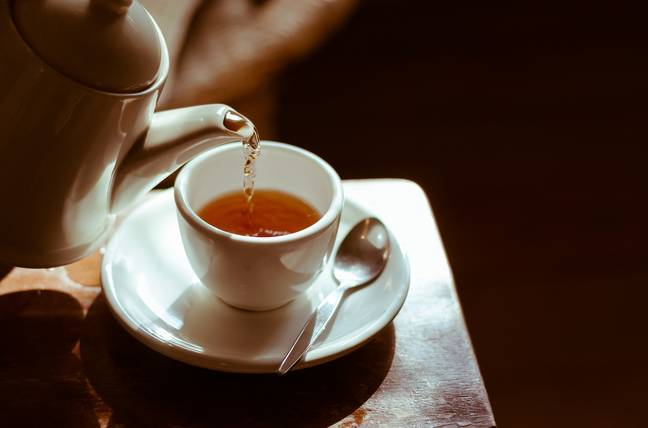 Less could be proven about black tea (or English Breakfast tea) because only eight per cent of participants in the study drank it (Credit: Pixabay)