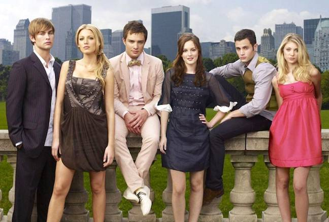 The Gossip Girl reboot is a continuation set eight years later than the original (Credit: The CW)