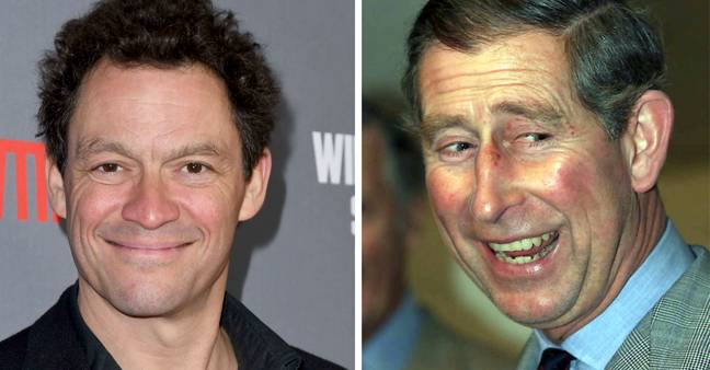 Dominic West is rumoured to play Prince Charles (Credit: PA Images)