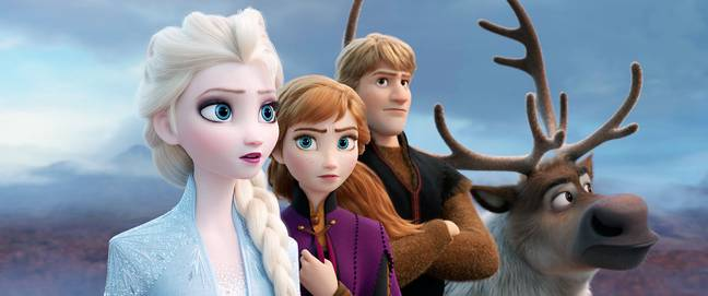 Kristoff is portrayed as supportive and emotional in the film. (Credit: Disney)