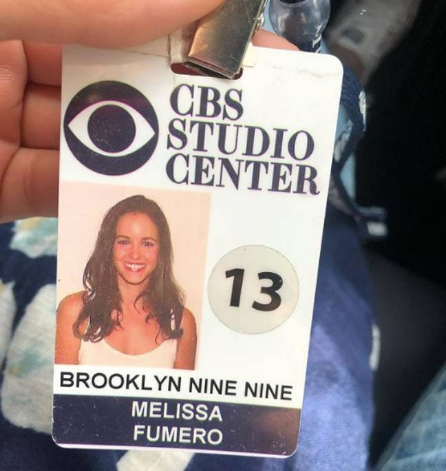 Melissa shared this tribute with fans (Credit: Instagram/ Melissa Fumero)