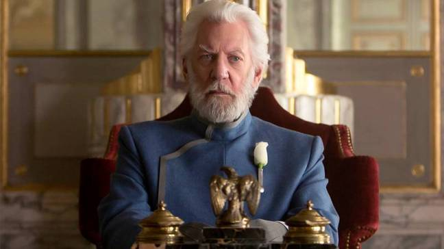 The prequel focuses on a young President Snow (Credit: Lionsgate)
