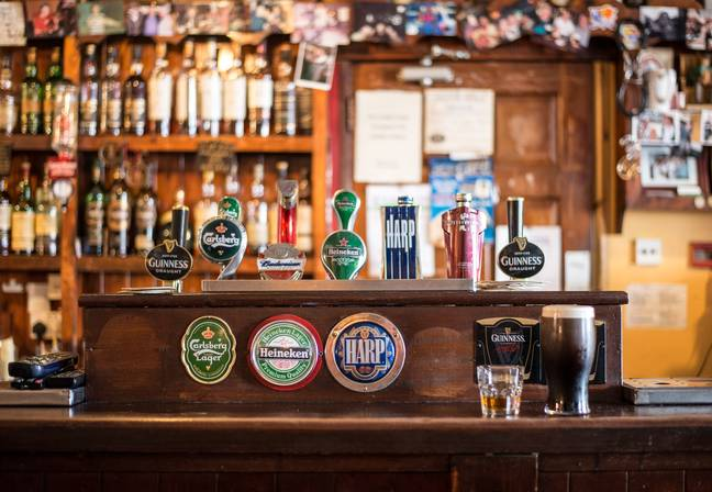 The PM revealed when pubs would reopen (Credit: Pexels)
