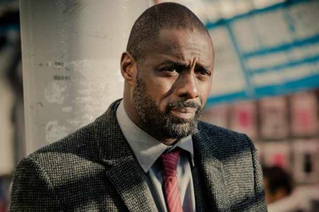 Idris Elba has confirmed a Luther movie (Credit: BBC)