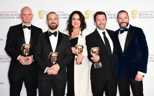 Fred Siriex and the gang behind First Dates are back (Credit: PA Images)