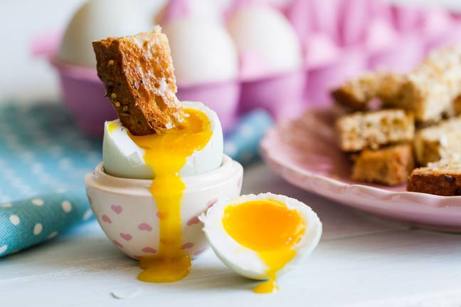 Bring a whole new experience to your dippy egg (Credit: Shutterstock)