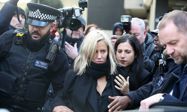 Caroline was due in court next month (Credit: PA Media)