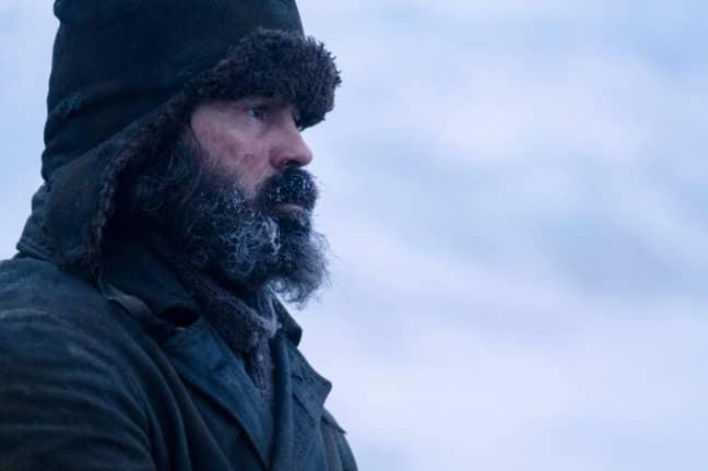 Colin Farrell also takes a lead role in the BBC drama (Credit: BBC)