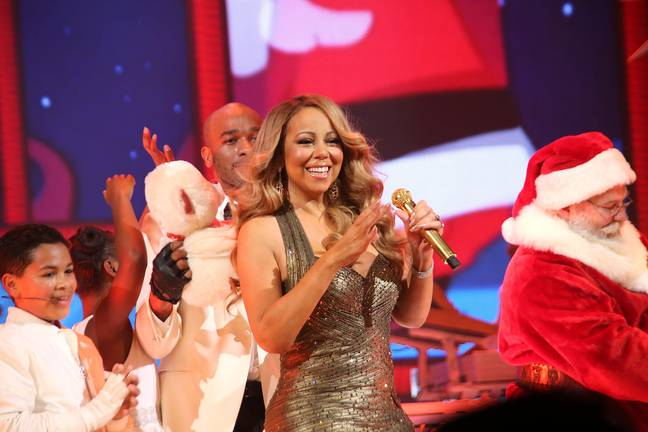 People now find Mariah Carey's All I Want For Christmas annoying (Credit: PA)