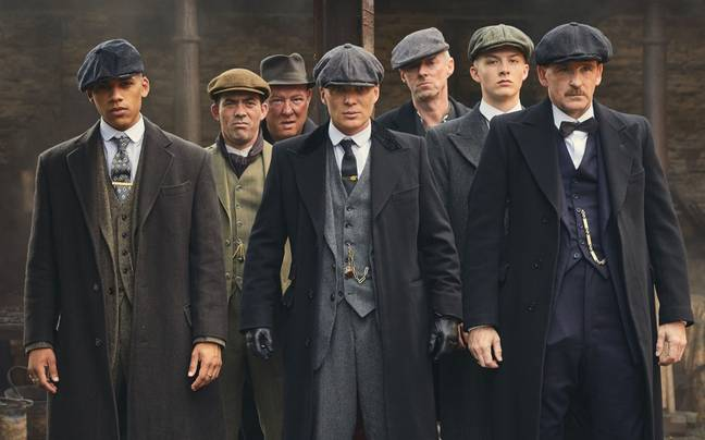 We won't see the Peaky Blinders back on screen for some time (Credit: BBC)