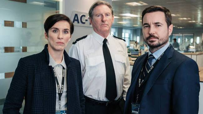 Line of Duty season six became the BBC's most watched drama of the century so far (Credit: BBC)