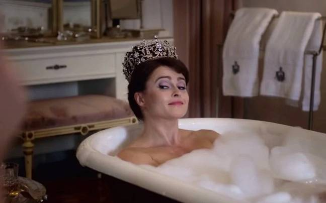 The princess was most recently played by Helena Bonham Carter (Credit: Netflix)