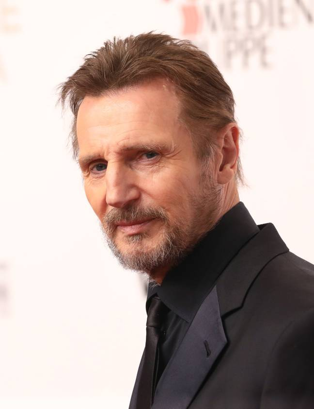 Liam Neeson said he is getting too old to continue in action films