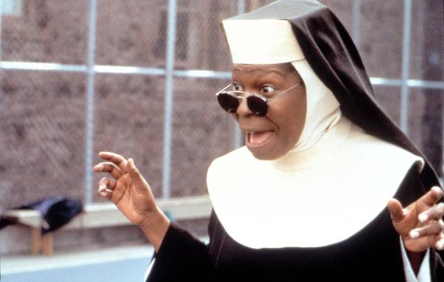 Sister Act 3 will be produced by Whoopi Goldberg and Tyler Perry (Credit: Touchstone/Buena Vista)