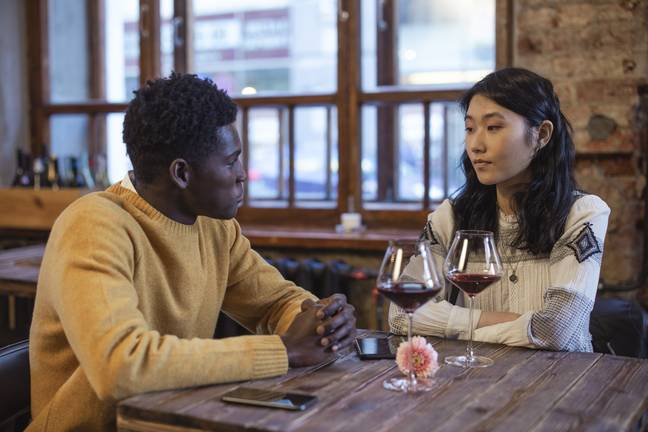 Meeting IRL is daunting after a year away from dating (Credit: Pexels)