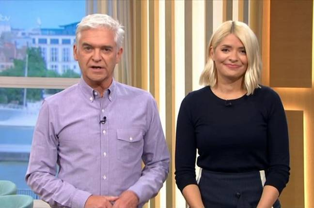 'This Morning' will run as normal (Credit: ITV)