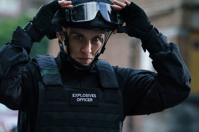 Vicky McClure is starring in ITV's Trigger Point (Credit: ITV)