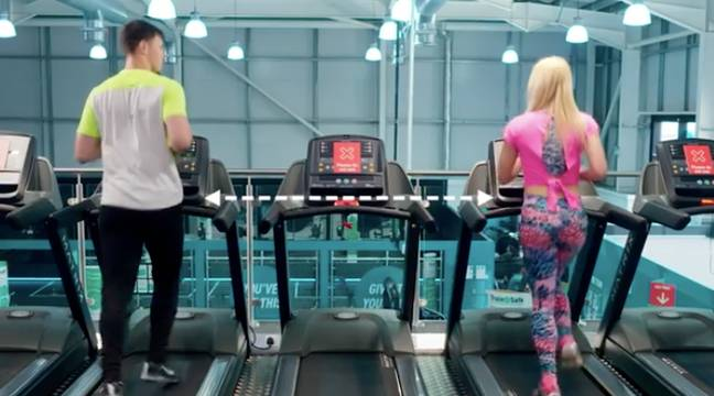 The gym is promising people space to exercise (Credit: PureGym)
