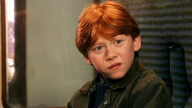 Rupert first starred in Harry Potter aged 11. (Credit: Warner Bros)