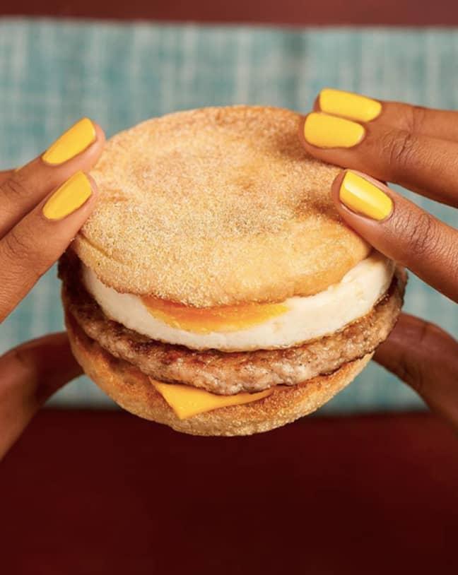 McDonald's, we've missed you (Credit: McDonald's/Instagram)