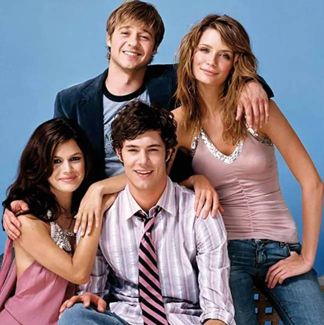 The original O.C. cast (Credit: Fox)