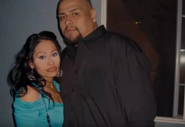 Pearl Sinthia Fernandez, and her boyfriend, Isauro Aguirre were responsible for his death (Credit: Netflix)