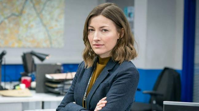 Kelly Macdonald currently stars in Line of Duty (Credit: BBC)