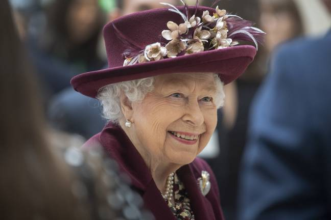 The Queen has honoured the sex toy site (Credit: PA)