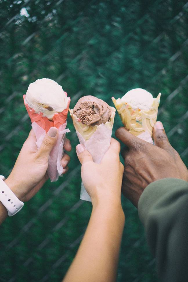 Treat yourself as the weather heats up (Credit: Unsplash)