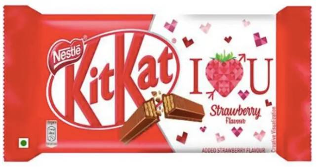 The chocolate bar was launched in India (Credit: Nestle)