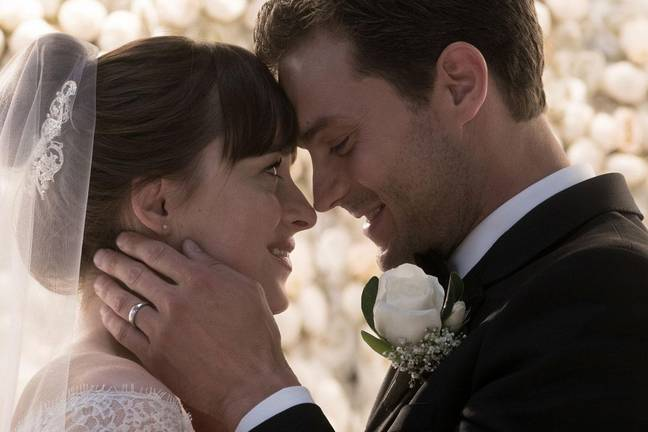 Fifty Shades Freed was adapted into a film (Credit: Universal)