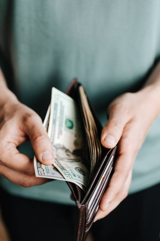 Paying for things with cash could also be over with (Credit: Pexels)