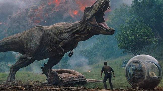 The Jurassic World franchise is coming soon (Credit: Universal)