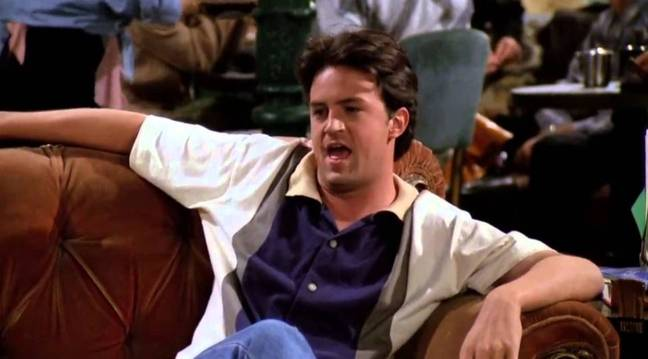 Chandler is officially the viewers' favourite (Credit: Warner Bros.)