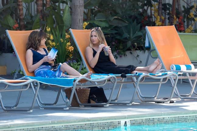Creator Liz Feldman is hoping to bring the ladies back together in season 2 (Credit: Netflix)