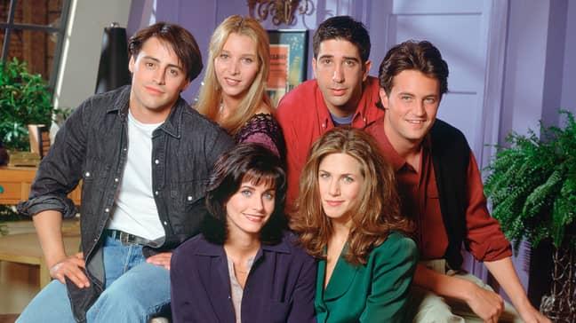The Friends reunion has been postponed (Credit: Warner Bros)